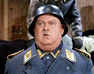 Sergeant-Schultz